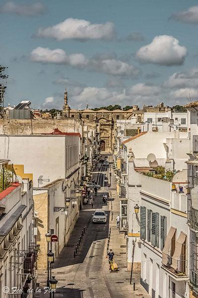 Conoce el hospital de San Juan de Dios: Mirando al casco histórico