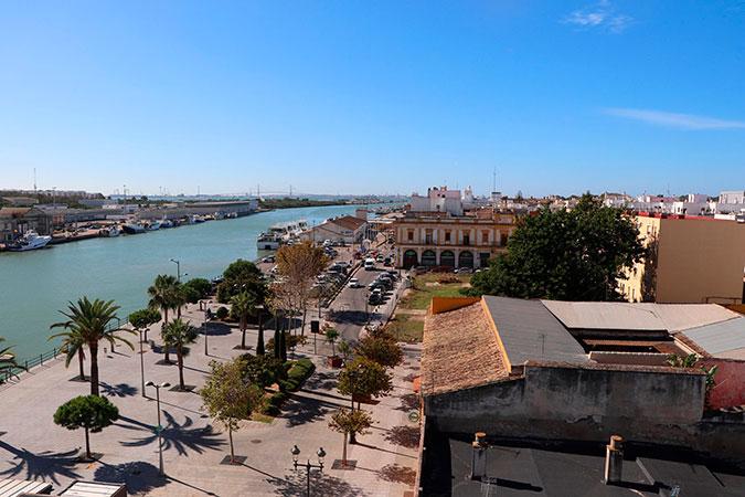 Conoce el hospital de San Juan de Dios: Mirando al río