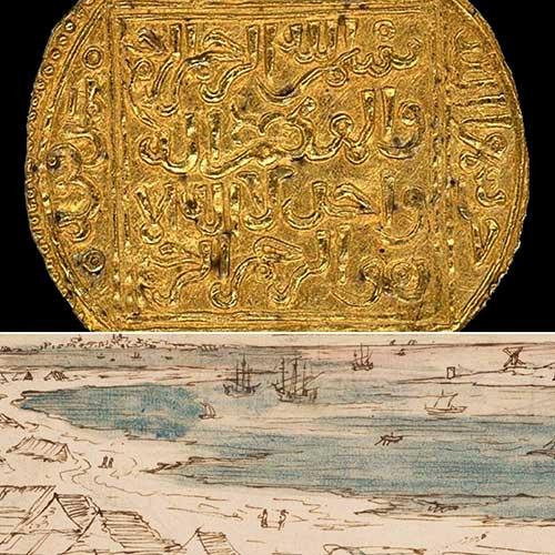 El «Tesorillo» de monedas hallado en la barra del Guadalete en 1933