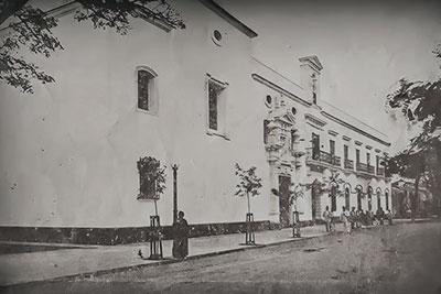 Monumentos y edificios históricos
