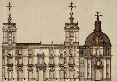 El monumental y fracasado proyecto de palacio ducal