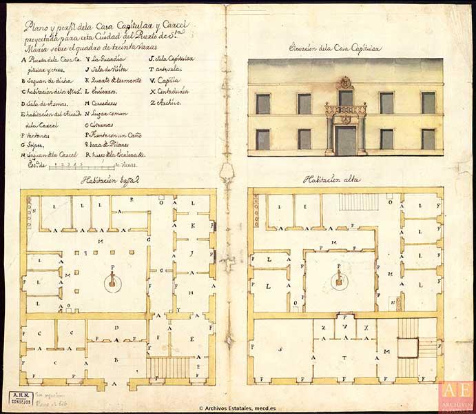 La Casa Consistorial que impidió construir el Duque de Medinaceli
