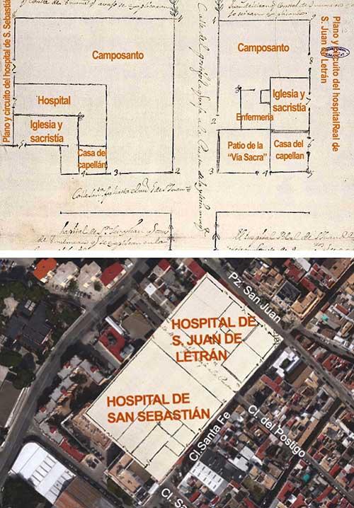 Hospitales de El Puerto siglo XVII