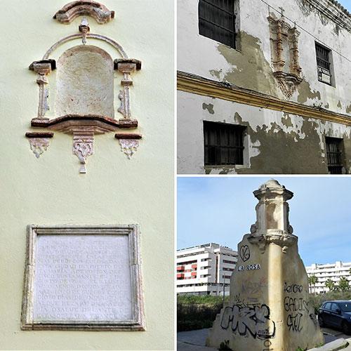 Hornacinas vacías y patrimonio urbano en El Puerto de Sta. María (1ª parte).