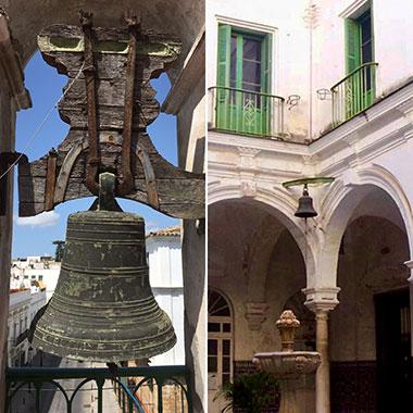 Conoce el hospital de San Juan de Dios: Las campanas