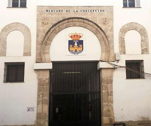 Mercado de abastos de la Concepción
