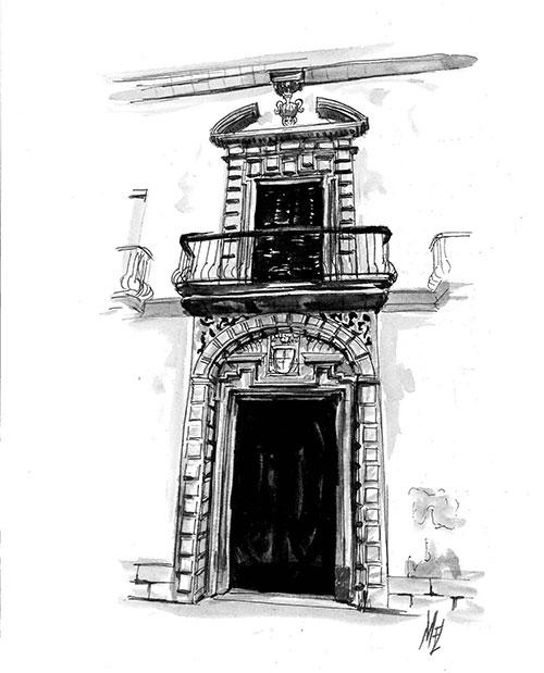 Domingo López de Carvajal, cargador a Indias. Fundador del pueblo de Algar (1697-1789).