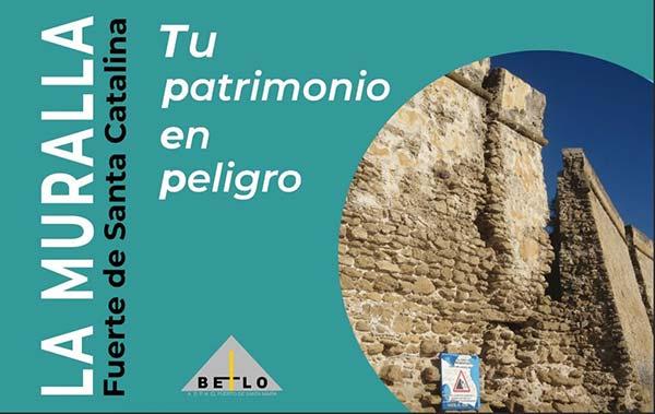 Campaña Muralla-Fuerte de Santa Catalina