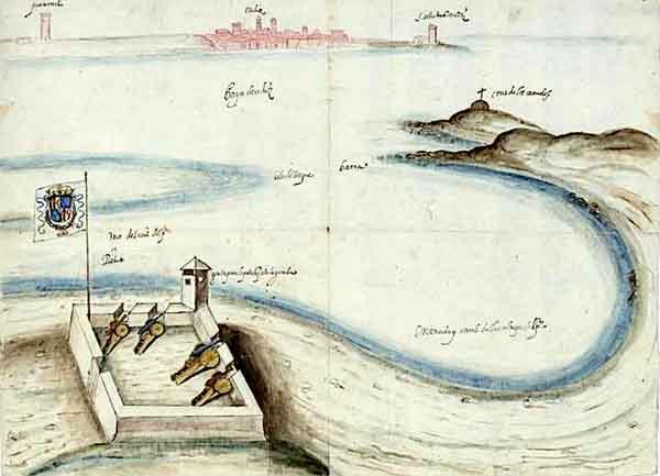 Santa Catalina. Siglo XVII