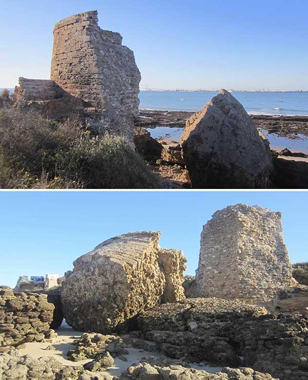 Santa Catalina. Estado de conservación