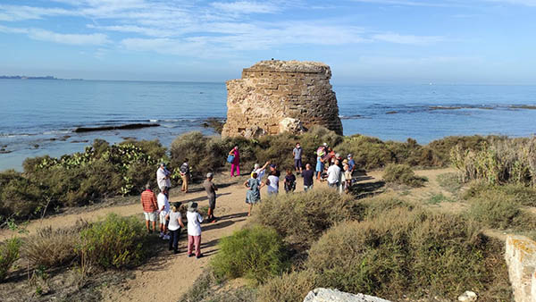 Visita a la Muralla  – Fuerte de Sta. Catalina